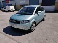 Audi a2 1.6 FSI 89k 12 month mot