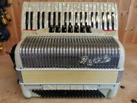 Royal Princess, 3 Voice (LMH), Ladies, 120 Bass, Piano Accordion. Lessons Available.