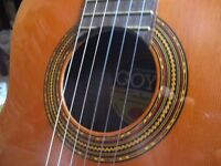 Classical Guitar Pristine Intermediate Quality