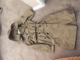 Jack Wills coat size 10