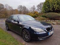 57 REG FACE LIFT BMW 520D SE,6 SPEED MANUAL,MOT MAY 2017TH 07512555462