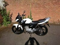 Yamaha ybr 125 2016 low mileage
