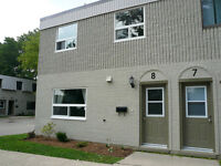 Ingersoll 3 Bedroom Townhome for Rent: Parking, laundry, storage