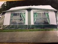 Full Size Pyramid Touring Steel framed Awning.