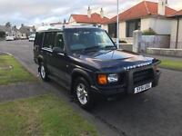 Land Rover Discovery 2 TD5 only 70,481 miles