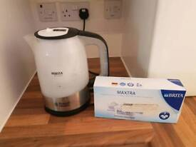 Brita Russell Hobbs Light up Kettle with Filters