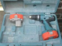 CORDLESS DRILL NO CHARGER £25