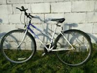 Vintage Raleigh Pioneer ladies' bike