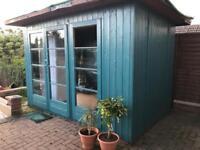 Garden Summer house,shed