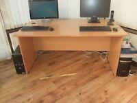 Bargain - Beech Desk