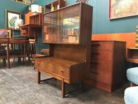 Mid Century Cabinet by Turnidge Furniture. Retro Vintage