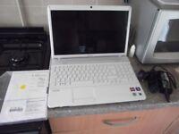 sony vaio personal laptop