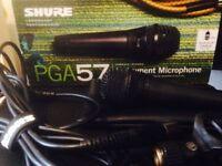 SURE PGA57 dynamic Mic