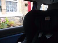 Britax Extended Rear Facing Car Seat