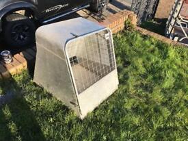 Dog transit box