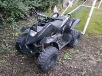 quad 100cc auto gears
