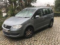 2008 Volkswagen Touran 1.9TDI ( 105PS ) ( 7st ) SE