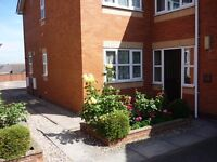 Laceyfields Rd, Heanor. Lovely 1 Bed Ground Floor Flat. Set back from road on private grounds.