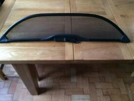 Genuine Vauxhall tigra wind deflector