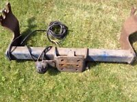 Ford Transit tow bar Heavy duty and electrics