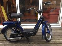 Piaggio Vespa Ciao Px 49cc Iconic Italian Moped Uk Plated 1 y Mot