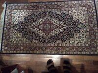 beautiful small Persian rug