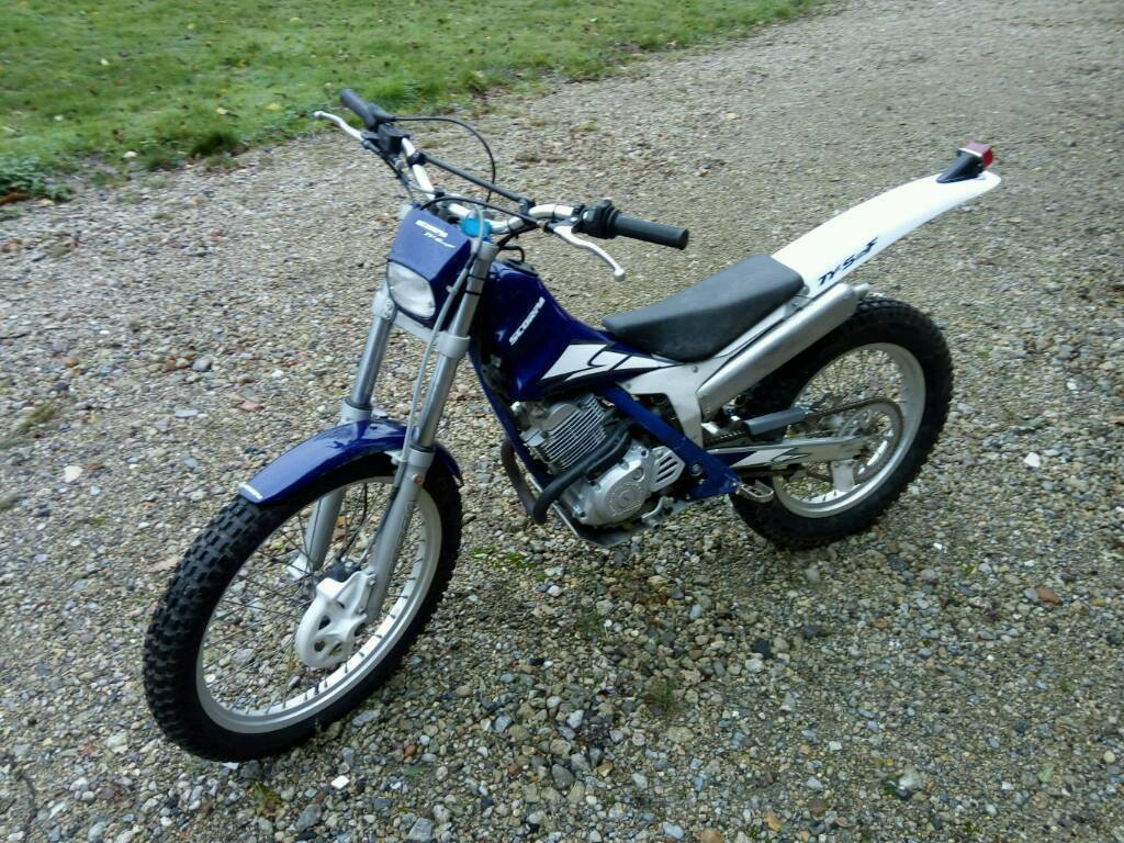 Trails Bike Scorpa Ty S 125f In Benfleet Essex Gumtree