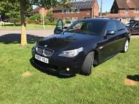 Bmw 520d m sport 2007 full conditions