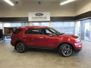 2014 Ford Explorer Sport 3.5L Ecoboost *Panoramic Roof, Tow Pkg*
