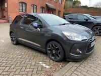 Citroen, DS3, Hatchback, 2013, Manual, 1598 (cc), 3 doors