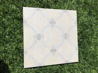 Fired Earth glazed ceramic tiles