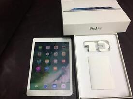 Apple iPad Air 16gb wig +EE NETWORK silver