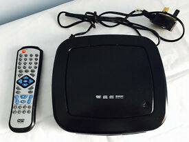 Slimline DVD player, works perfect, bargain at only £15, immaculate, not to be missed