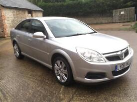 Vauxhall vectra 2008 exclusive - new mot - family car - low mileage - px available