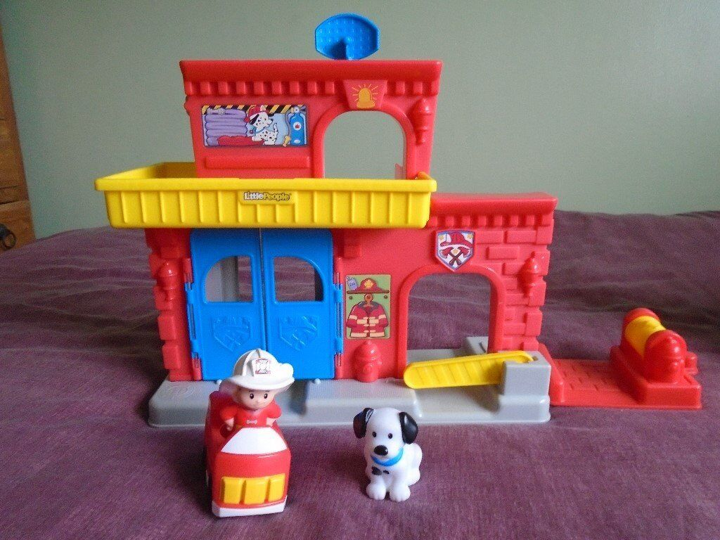 FISHER PRICE LITTLE PEOPLE FIRE STATIONin Leiston, SuffolkGumtree - FOR SALE FISHER PRICE LITTLE PEOPLE FIRE STATION. IN GOOD CONDITION. £5 PLEASE TEXT OR EMAIL THANKS
