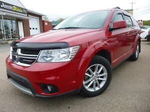 2013 Dodge Journey SXT 6 cyl garantie prolongée dodge plan or