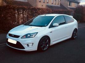 *REDUCED!* Ford Focus ST-2 225 Frozen White 2008 - 275bhp!