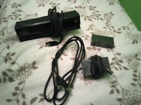 Xbox One Kinect Sensor with Adapter