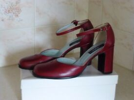 NEXT - Italian Red Shoes - New