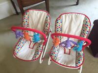 Baby bouncers / seats