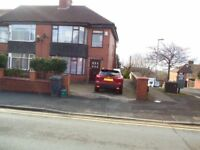 3 Bedroom semi detached house on Frederick Street, Oldham.