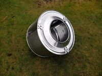 WASHING MACHINE DRUM FIRE PIT (£15)
