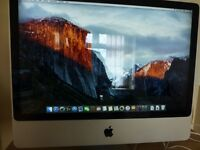 "Very Nice Condition, iMac 24"" Core 2 Duo."