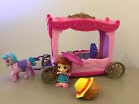 Vtech Grace's garden and carriage
