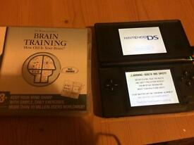 Ds lite and 1 game