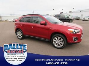 2013 Mitsubishi RVR GT! 4x4! Sunroof! Heated! Save!