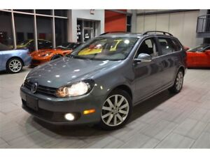 2013 Volkswagen Golf 2.0 TDI Highline With Only 64.337 Kms!