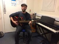 Guitar Tuition £15 per lesson. Fully qualified, highly experienced tutor.