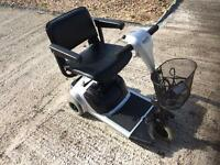 Rascal taxi boot scooter in very good condition
