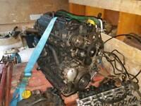 Renault master 2.5dci engine